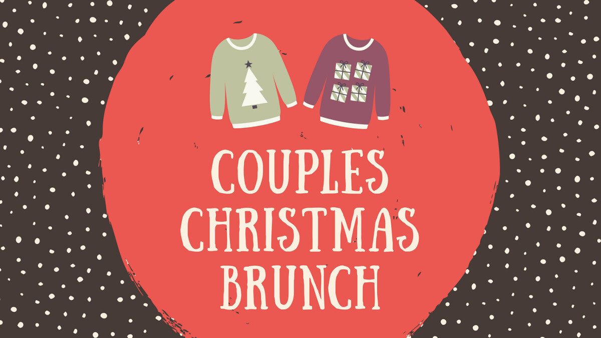 Couples Christmas Brunch