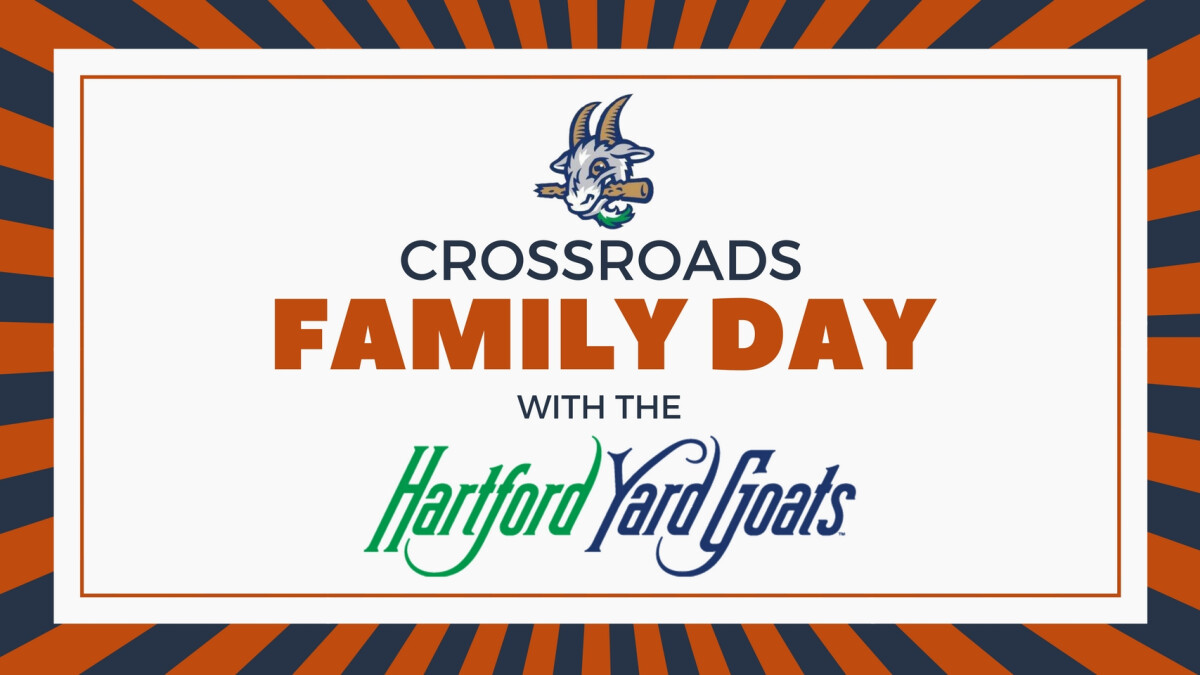 Crossroads Family Day with the Hartford Yard Goats