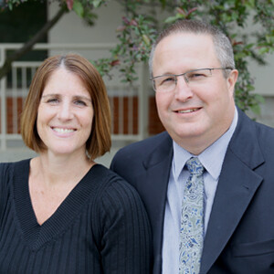 Pastor Sean Wiles & Amy Wiles