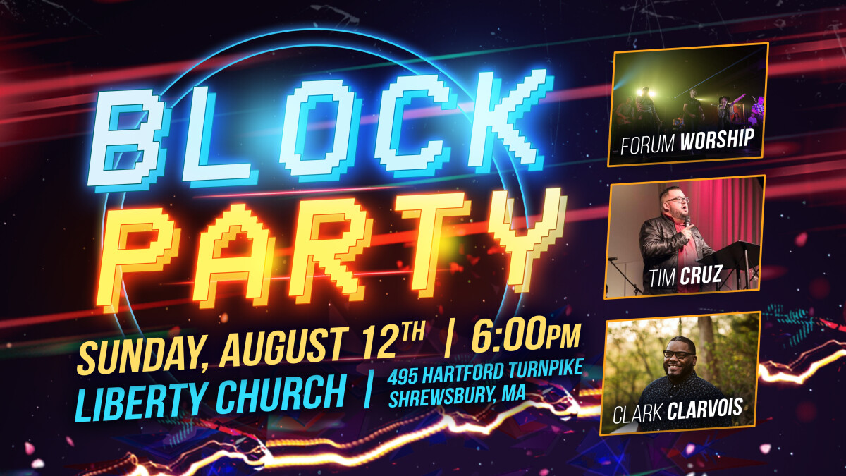 CSM   Youth Block Party