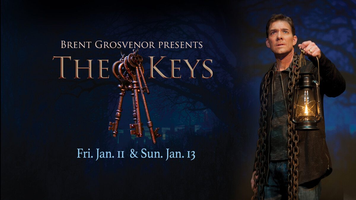 The Keys | A Musical by Brent Grosvenor