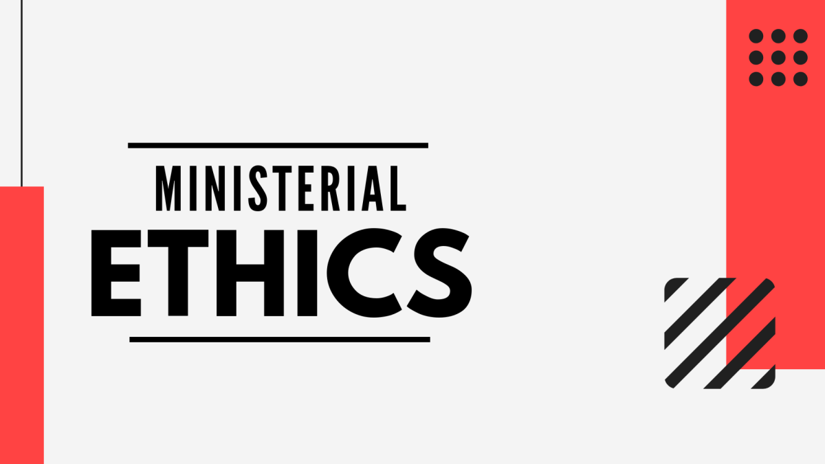 Ministerial Ethics | Taught by Bishop Terry Wiles
