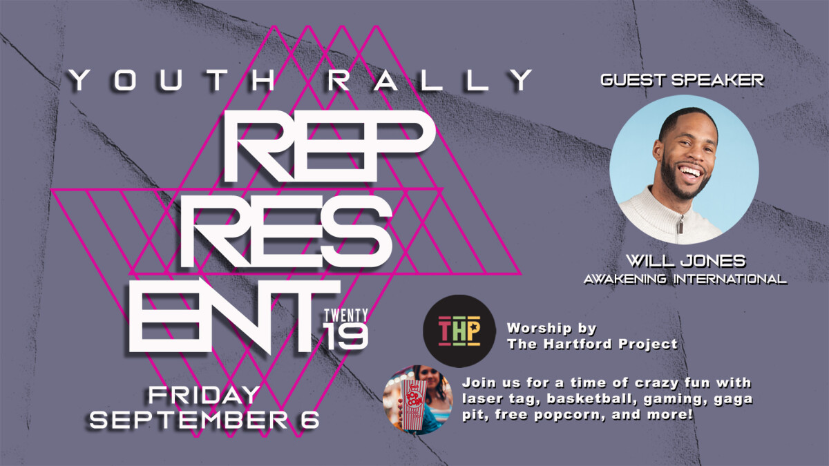 Represent Youth Rally