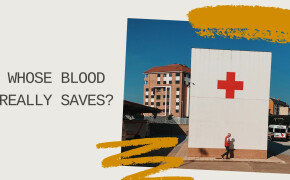 Whose Blood Really Saves?