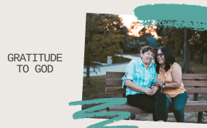 Gratitude to God